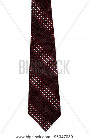 Vintage Red Tie