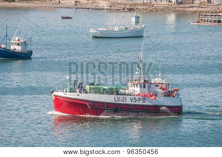 Hake Fishing Vessel