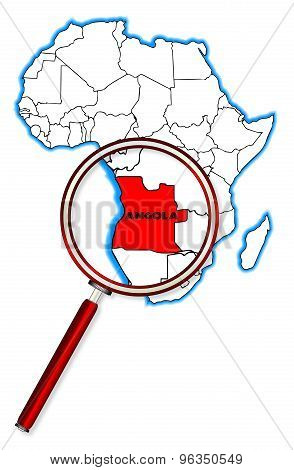 Angola Under The Magnifying Glass