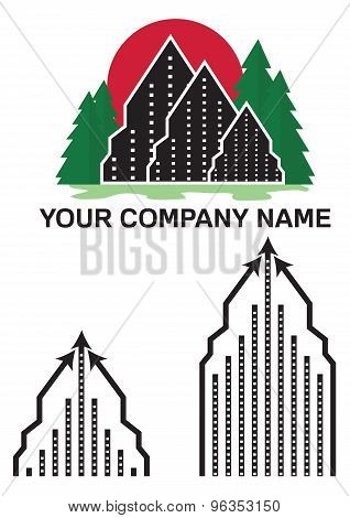 House or real-state business Logo, eps format available