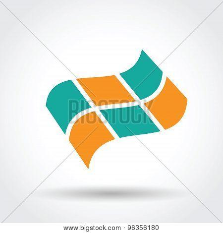Checkered Flag Icon..