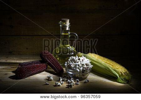 Corn And Corn Oil