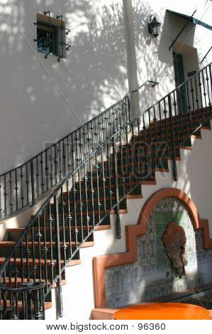 Ojai Spanish Steps