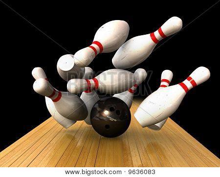 Ten Pin Bowling 8