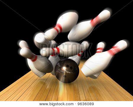 Ten Pin Bowling 6