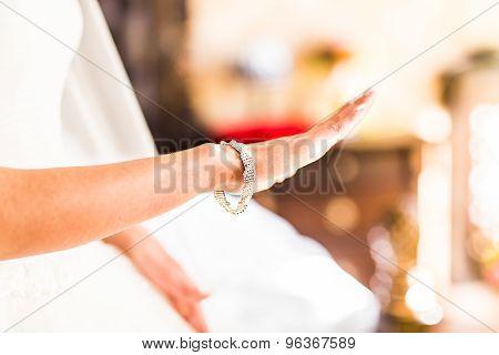 Wedding pendant