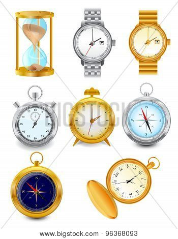 Set Of Vector Clocks