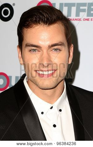LOS ANGELES - JUL 17:  Pierson Fode at the