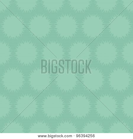 Abstract background with circles. Vector seamless pattern.