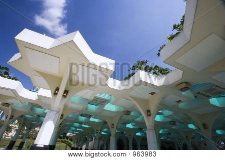 Mosque Exterior