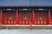 Classical Chinese Architecture poster