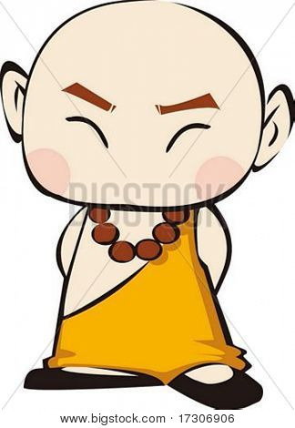Buddhism Character