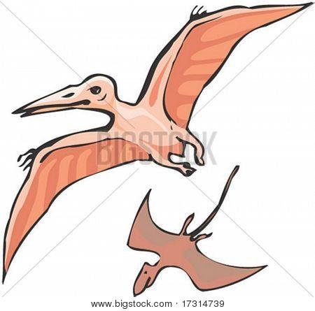 Dinosaur Character