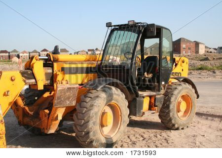 Big Construction Vehicle