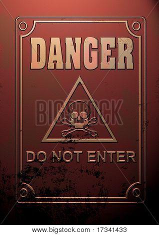 Do not enter!