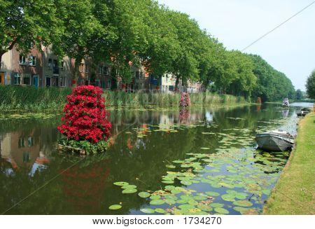 Edam In Holland