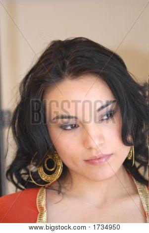Latina Portrait