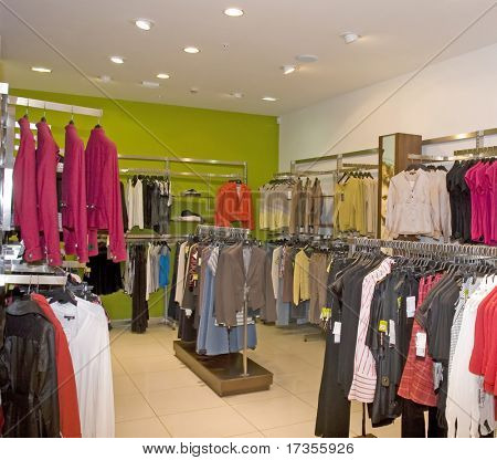 dress fashion store