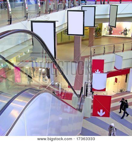 Shopping da loja