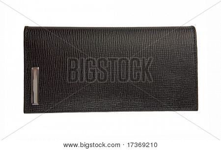 men purse isolated