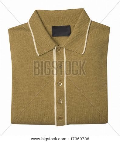 yellow woolen sweater