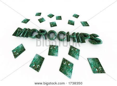 Microchips Word