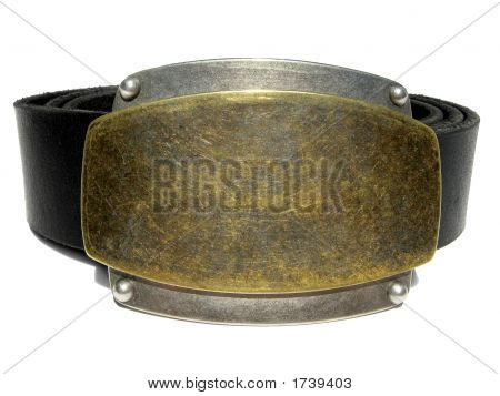 More Buckle Than Belt