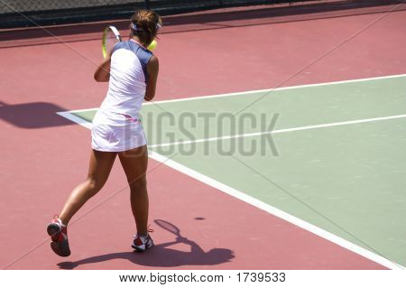 Junior Ladies Tennis