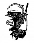 picture of outboard  - Outboard Motor 2  - JPG