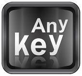 Any Key Icon