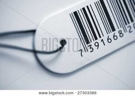 barcode label