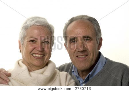 Attractive Mature Couple