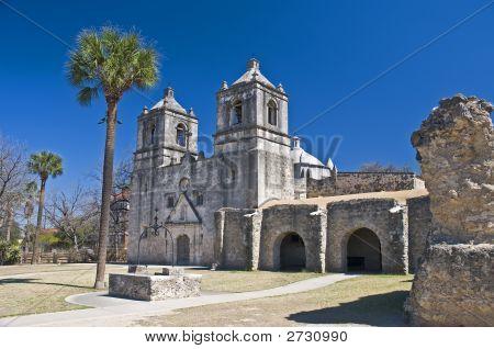 Mission Concepcion San Antonio Texas