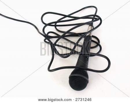Microphone And Cord