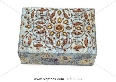 Casket With Precious Stone
