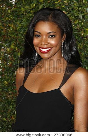 LOS ANGELES - DEC 9: Gabrielle Union at the American Giving Awards Presented By Chase at the Dorothy Chandler Pavilion on December 9, 2011 in Los Angeles, California