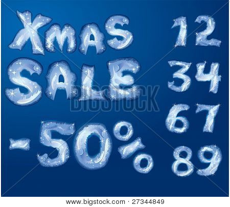 Symbol Christmas SALE