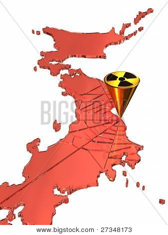 nuclear influence in japan