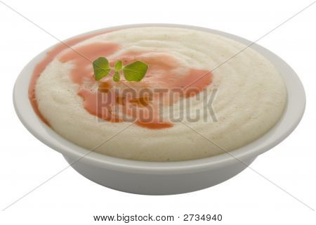 Semolina With Juice