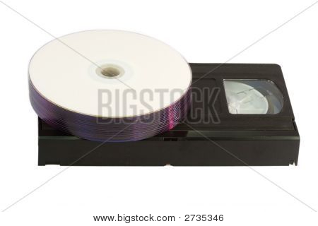 Cassette And Dvd