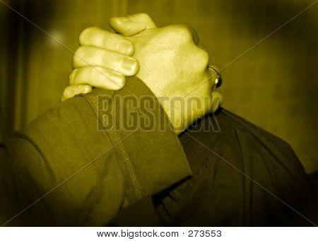 Buddy Handshake