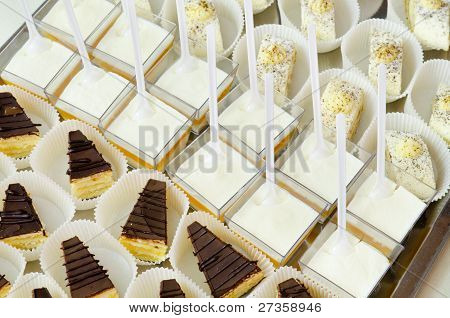 Buffet Dessert Table