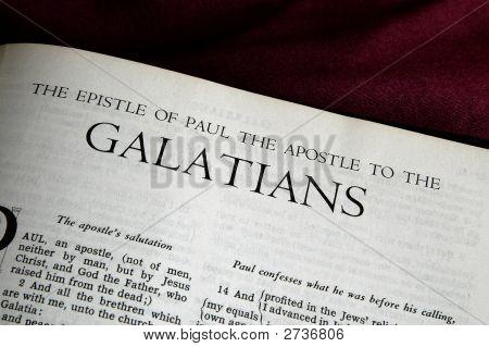 Books Of The Bible  Galatians