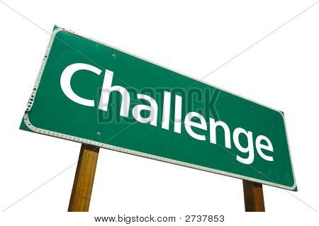 Challenge - Road-Sign