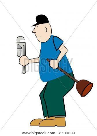 Man Plumber