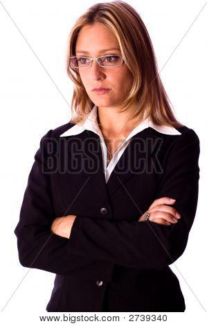 Business-Frau