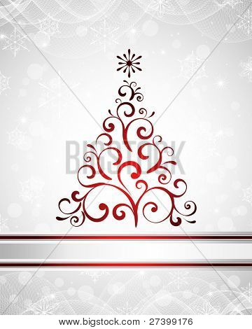 vector Christmas / New Year design