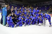 Kazakhstan Ice-hockey Team