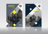 Cover Design Template, Annual Report Cover, Flyer, Presentation, Brochure. Front Page Design Layout  poster