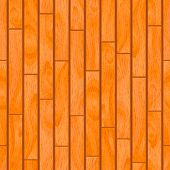 Realistic Wooden Boards With Texture, Parquet Seamless Pattern poster